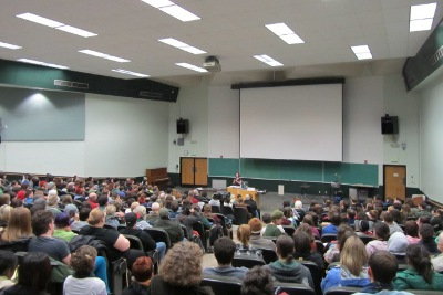Tristan Taormino college lecture